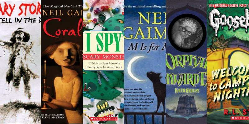 Spooky Reads: Creepy Kids Books