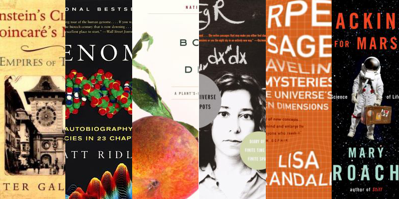 11 Nonfiction Science Books