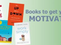 Four Books for Better Motivation