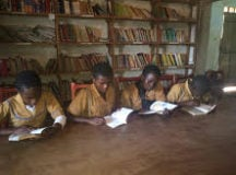 Peace Corps Volunteers Helps Spread Literacy in Cameroon