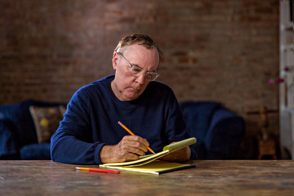 Get to Know: James Patterson