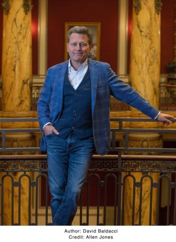 Get to Know: David Baldacci