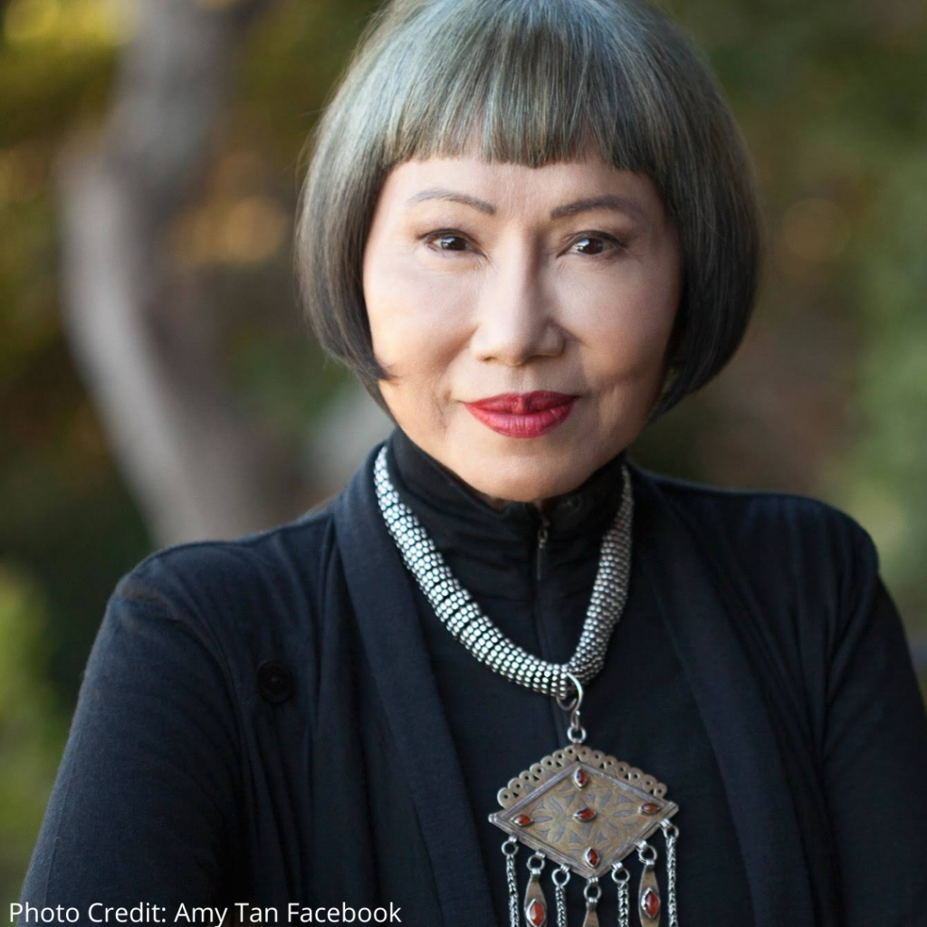 Get to Know: Amy Tan