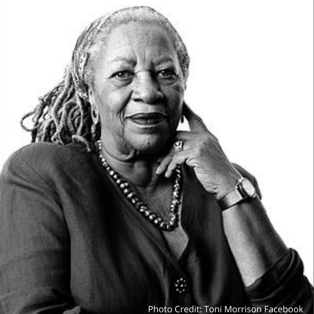 Get to Know: Toni Morrison