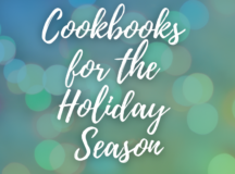5 Cookbooks for the Holiday Season