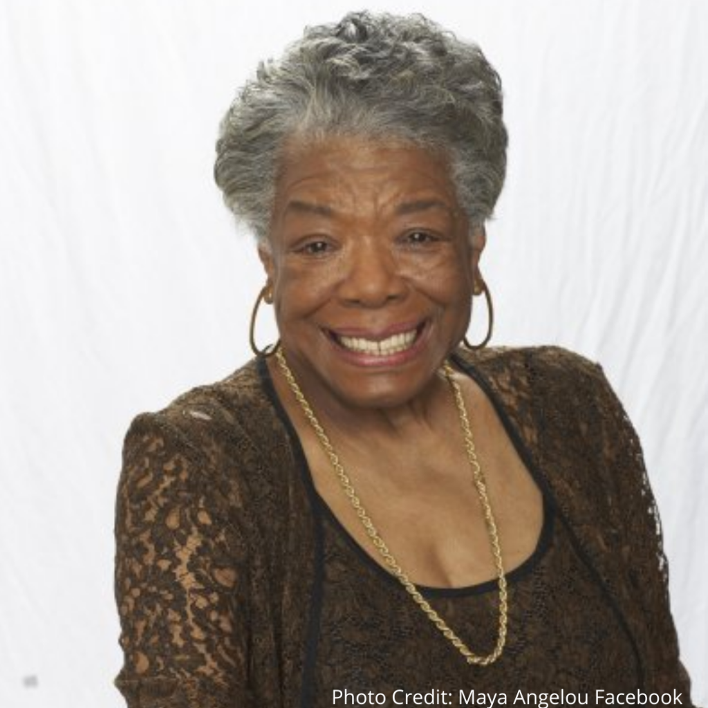Get to Know: Maya Angelou