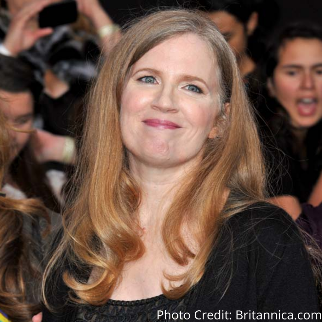 Get to Know: Suzanne Collins