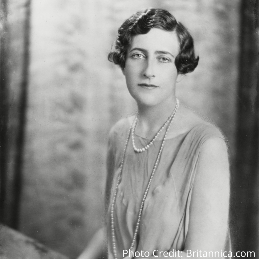 Get to Know: Agatha Christie