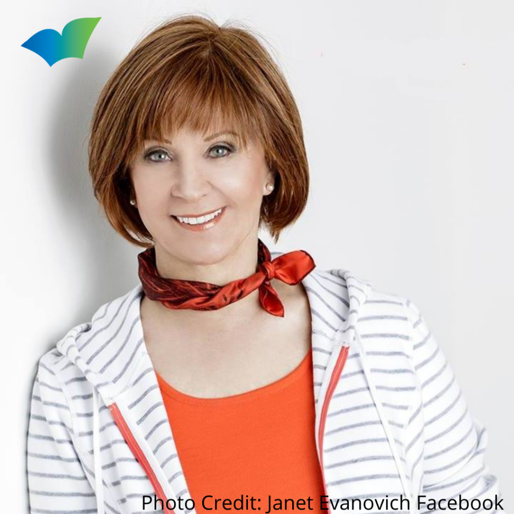 Get to Know: Janet Evanovich