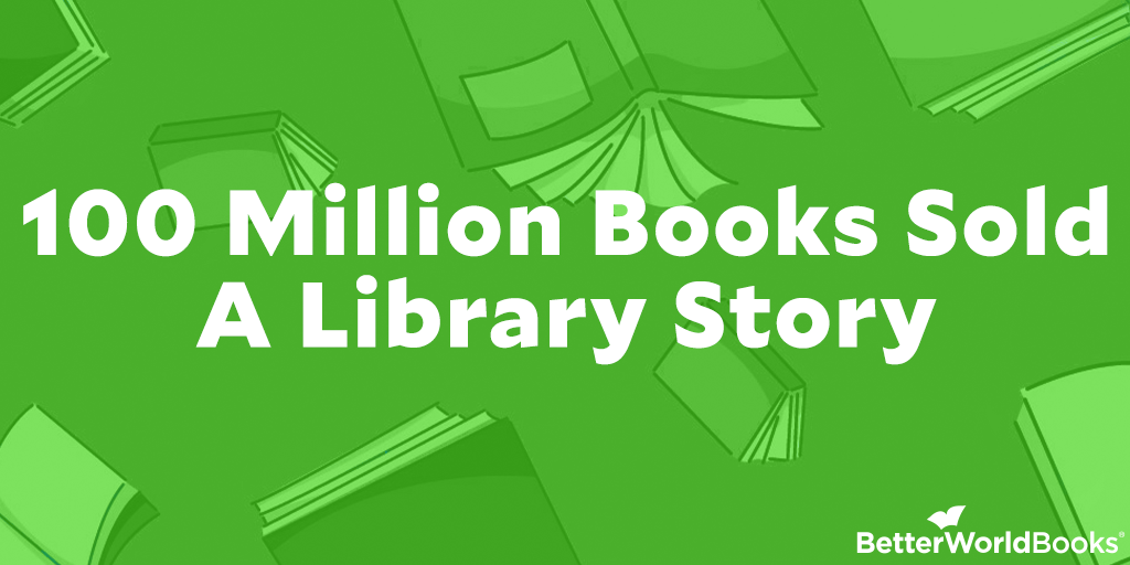 100 Million Books Sold: A Library Story