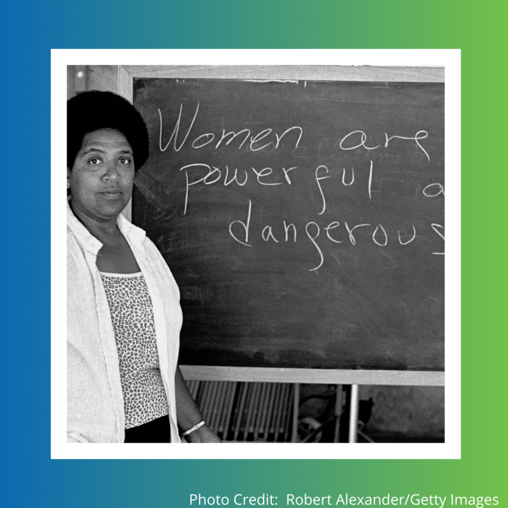 Get to Know: Audre Lorde