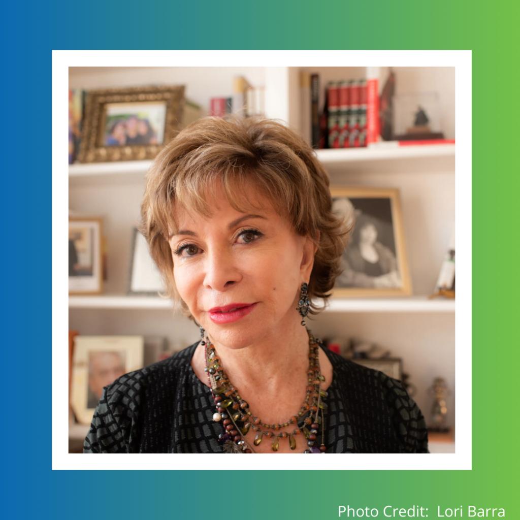 Get to Know: Isabel Allende